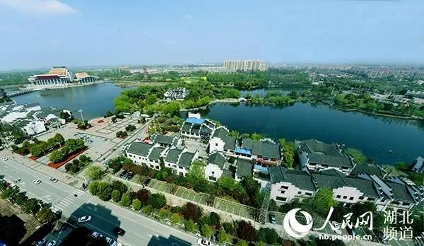 潜江,一座有文化味道的城市