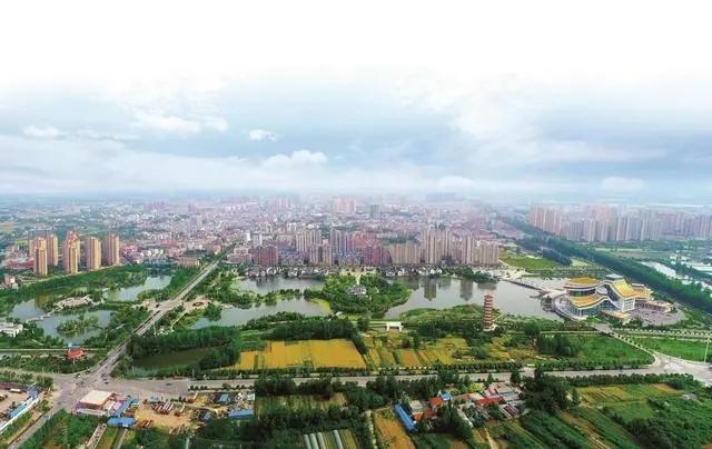 当诗和远方 遇见人间烟火——江汉明珠潜江的熟悉与陌生