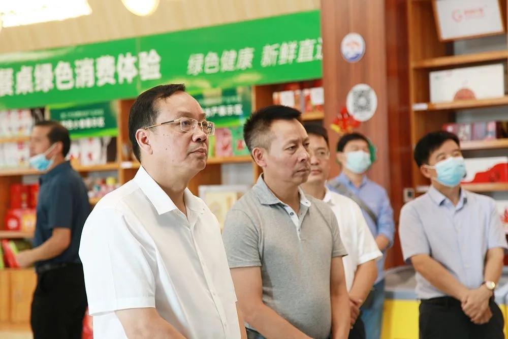 要闻 | 盛文军调研重点项目和小龙虾产业发展
